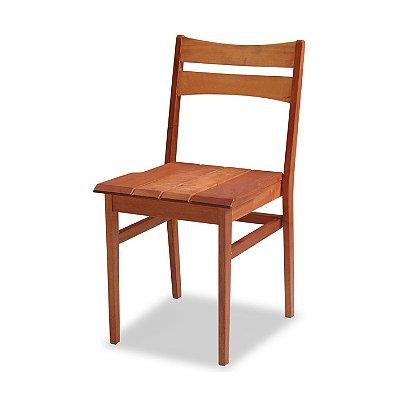 Cadeira Bali cor Mogno