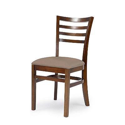 Cadeira Luanda Assento Estofado Nude 4.2.929