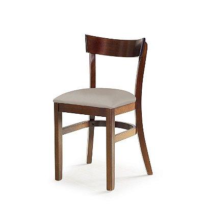 Cadeira Barcelona Assento Estofado Fendi 4.2.930
