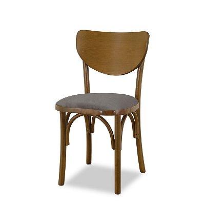 Cadeira Toulon Assento Estofado