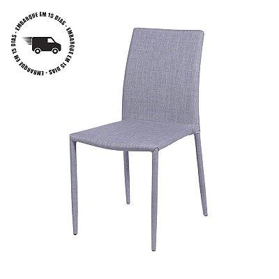Cadeira Glam Linho
