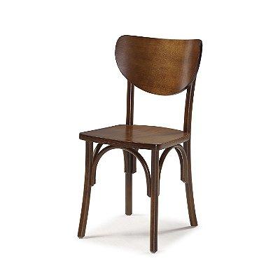 Cadeira Toulon Assento Madeira