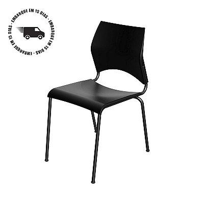 Cadeira ROBUST pés em aço carbono