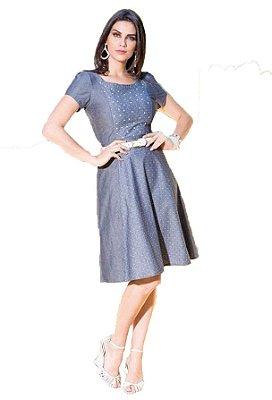Vestido Fabiana | Joyaly | Moda Evangélica