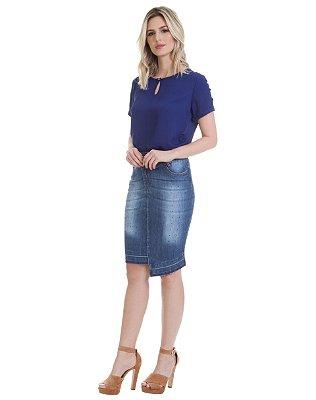 Saia Skirt Nick | Joyaly | Moda Evangélica