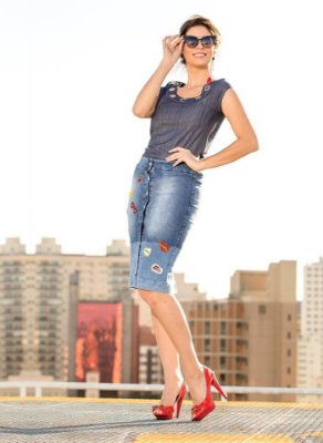 Skirt Patch | Joyaly | Moda Evangélica