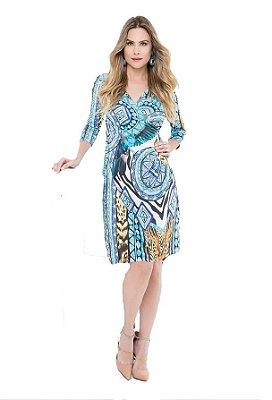 Vestido Cache Couer | Joyaly | Moda Evangélica
