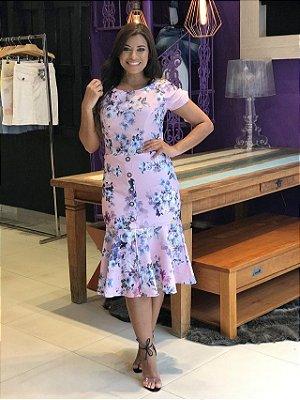 Vestido Linho - 10582 - Joyaly