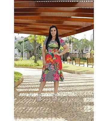 Vestido Plissado - 5944 - NK3