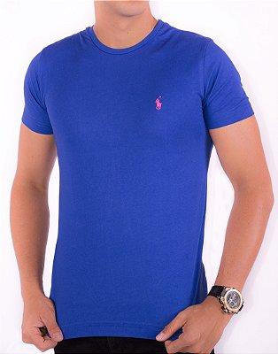 Camiseta Básica RL Azul