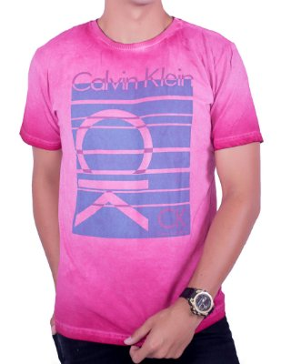 Camiseta T-Shirt CK-02