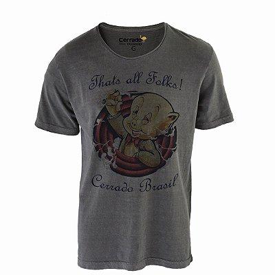 Camiseta Relax Cerrado Brasil - Thats All