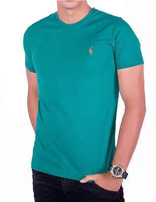 Camiseta Básica RL Verde Escuro