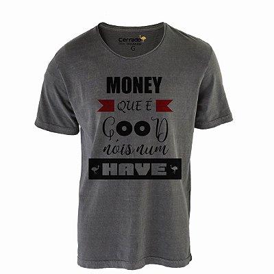 Camiseta Relax Cerrado Brasil - Money Que É Good