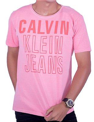 Camiseta T-Shirt Calvin Klein