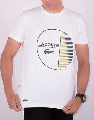 Camiseta T-Shirt L-06 Branca