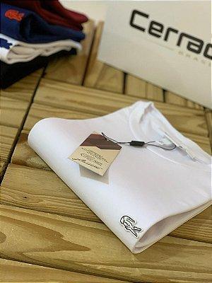 Camiseta T-Shirt L-15 Monocromática Branca