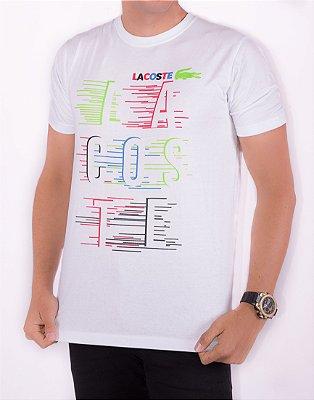 Camiseta T-Shirt L-08 Branca