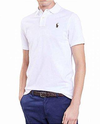 Camisa Gola Polo R a l p h Lauren Logo Multicolor
