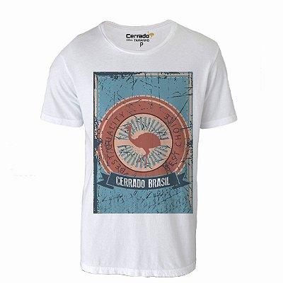 Camiseta Gola Básica Cerrado Brasil - Best Quality