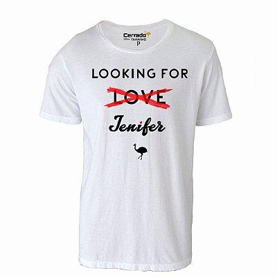 Camiseta Gola Básica Cerrado Brasil - Jenifer