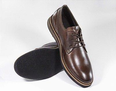 Sapato Cerrado Brasil Brown City