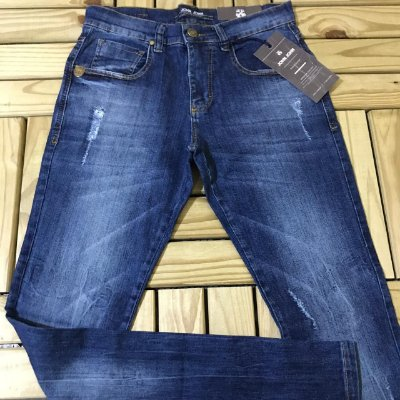 Calça Jeans Jhon Jhon