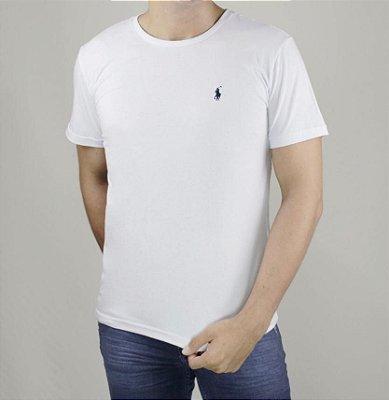 Camiseta Básica RL Branca