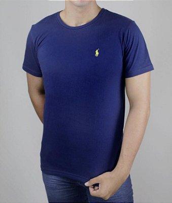 Camiseta Básica RL Azul Marinho