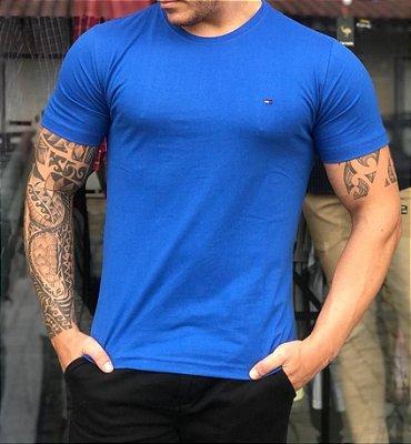 Camiseta T-Shirt TH Azul