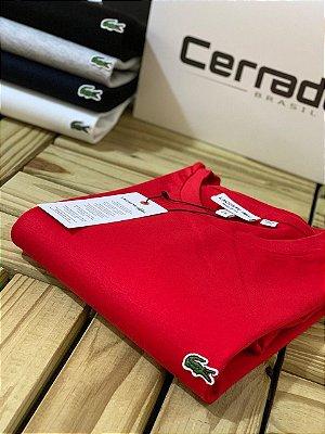 T-Shirt Básica LC Vermelha