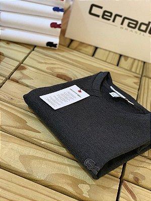 T-Shirt Básica LC Monocromática Chumbo
