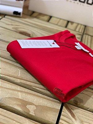 T-Shirt Básica LC Monocromática Vermelha