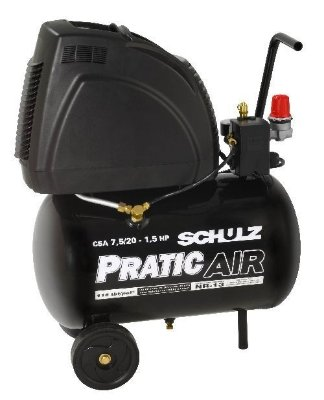 Compressor de Ar CSA 7,5/20 PRATIC AIR