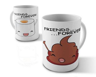 Caneca Friends Forever