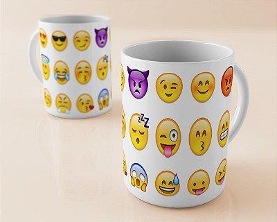 Caneca Emoticons