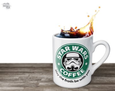 Caneca Star Coffee
