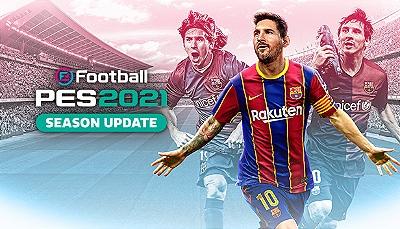 Game PES eFootball 2021