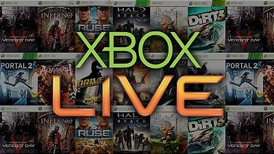 Games Xbox 360 Licença Digital