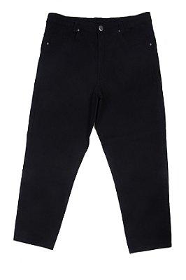 Calça Masculina Plus Size Sarja com Elastano - Diversas Cores