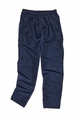 Calça Masculina Plus Size TacTel com Elástico Azul Marinho