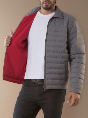 Jaqueta Masculina Plus Size Tactel Dupla Face - Diversas Cores