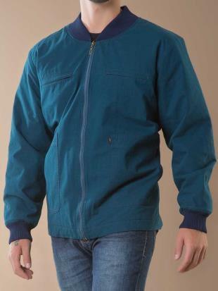 Jaqueta Masculina Plus Size Sarja