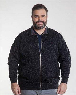 Blusa Masculino Plus Size Moletom Snow Ton Sur Ton