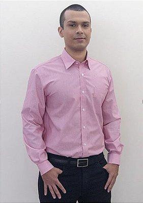 Camisa Masculino Plus Size Manga Longa HP