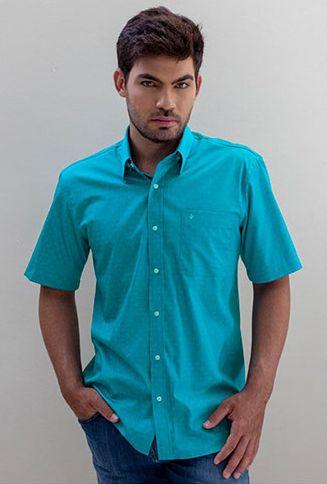 Camisa Masculino Plus Size Manga Curta HP