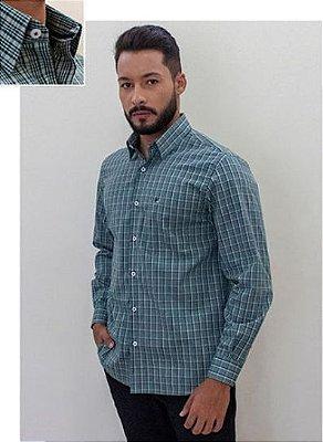 Camisa Masculina Plus Size Manga Longa HP Premium