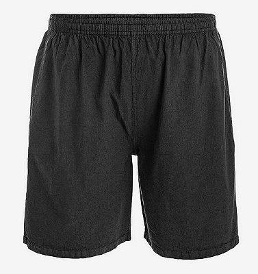 Bermuda Masculina Plus Size Lisa 100% Algodão