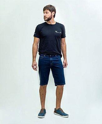 Bermuda Masculina Plus Size Jeans