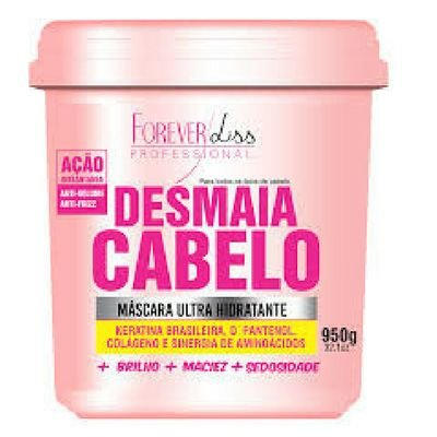 Forever liss - Desmaia Cabelo Máscara 950G